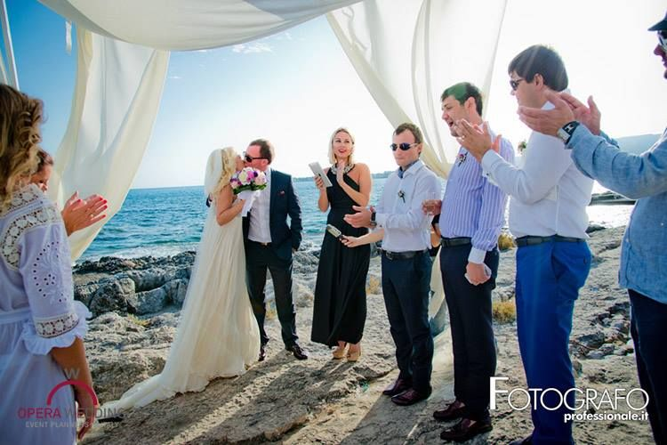 Certificato Matrimonio Simbolico : Matrimoni in sicilia castellammare del golfo matrimonio con